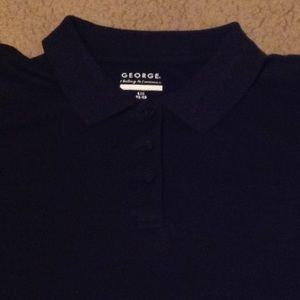 New Condition Blue Shirt